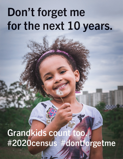 Don't forget me for the next 10 years. Grandkids count too.
