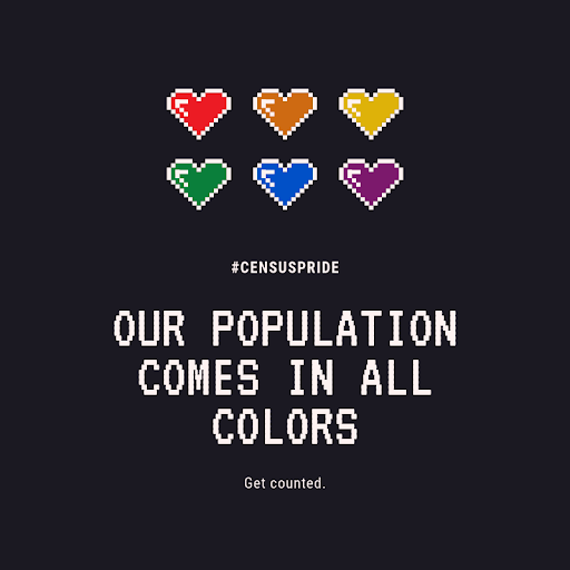 Our population comes in many colors